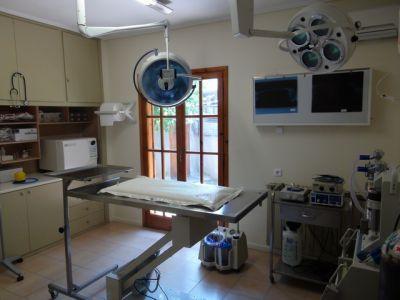Άποψη του χειρουργείου